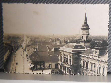 STARI BEČEJ- IZGLED GRADA-1930-1940  ( II-53 )