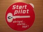START PILOT - UBRIZGAJ,STARTAJ... HAJD! :)))