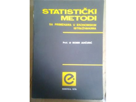 STATISTIČKE METODE
