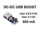 STEP UP stabilizator napona - 600mA - USB - BOOST