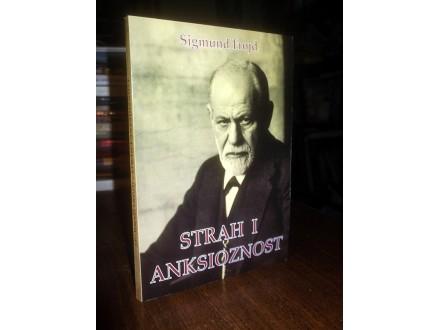 STRAH I ANKSIOZNOST - Sigmund Frojd