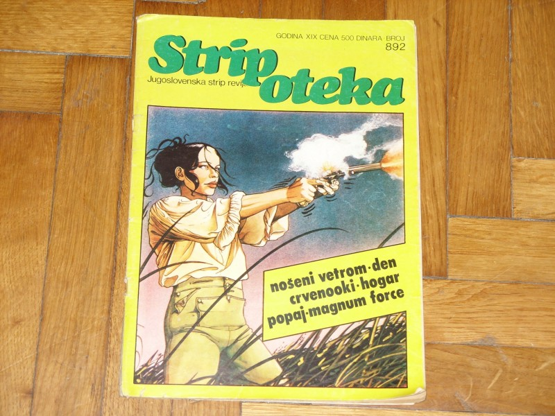STRIPOTEKA Broj 892