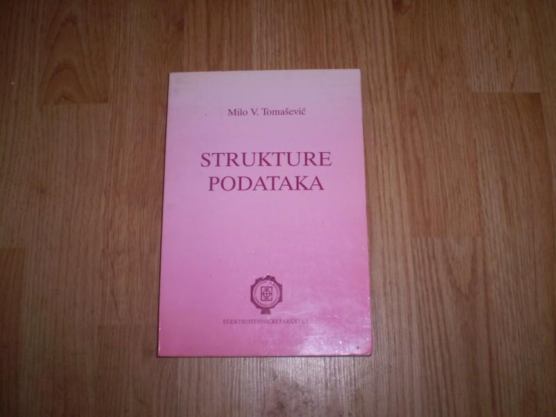 STRUKTURE PODATAKA - Tomasevic  retko