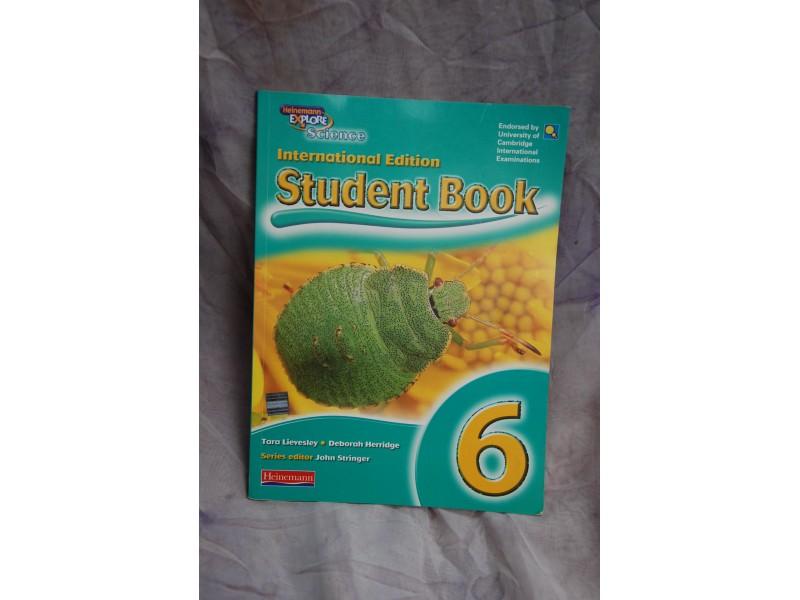 STUDENT BOOK 6 - ENGLESKI JEZIK - UDZBENIK