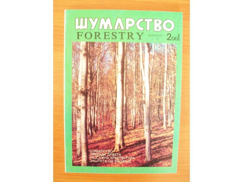 ŠUMARSTVO  FORESTRY 3-4