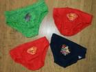 SUPERMAN kvalitetne gaćice 4-5 god-kao NOVE