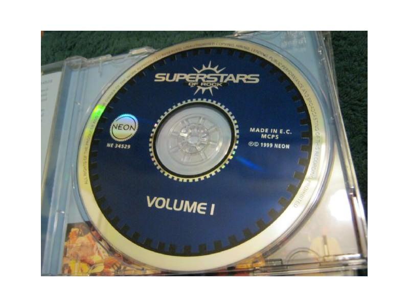 SUPERSTARS OF ROCK (2 CD BOX)