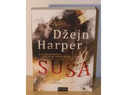 SUŠA - Dzejn Harper