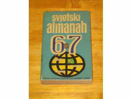 SVETSKI ALMANAH 1967.