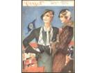 SVIJET casopis CHLORODONT reklama ART DECO 1931