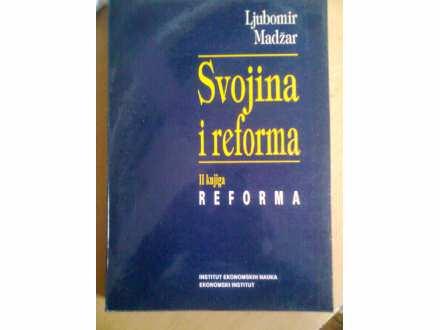 SVOJINA I REFORMA 2. KNJIGA