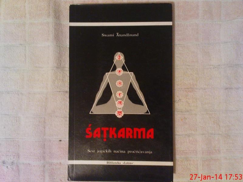 SWAMI ANANDANAND   -  SATKARMA