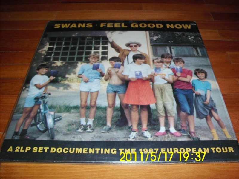 SWANS - Feel Good Now 2LP