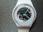 SWATCH  SUOW100  White Lacquered - prečnika 41mm