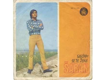 Šaban Šaulić - Sjećam Se Te Žene