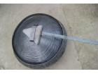 Sač - kovani  60cm