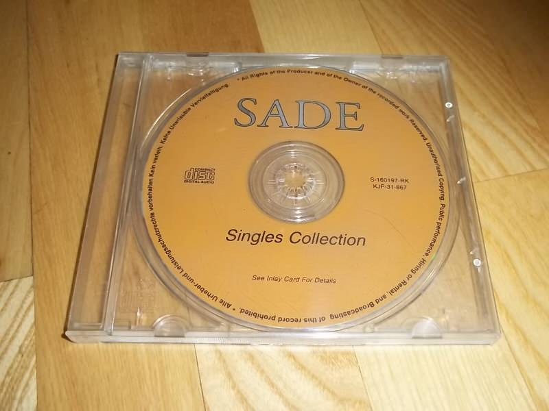 Sade - Singles Collection