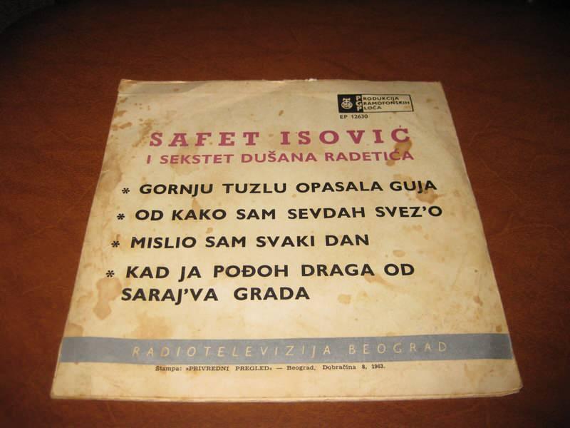 Safet Isović - Gornju Tuzlu opasala guja