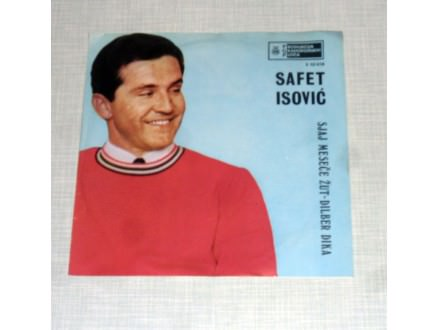 Safet Isović - Sjaj Meseče Žut / Dilber Dika
