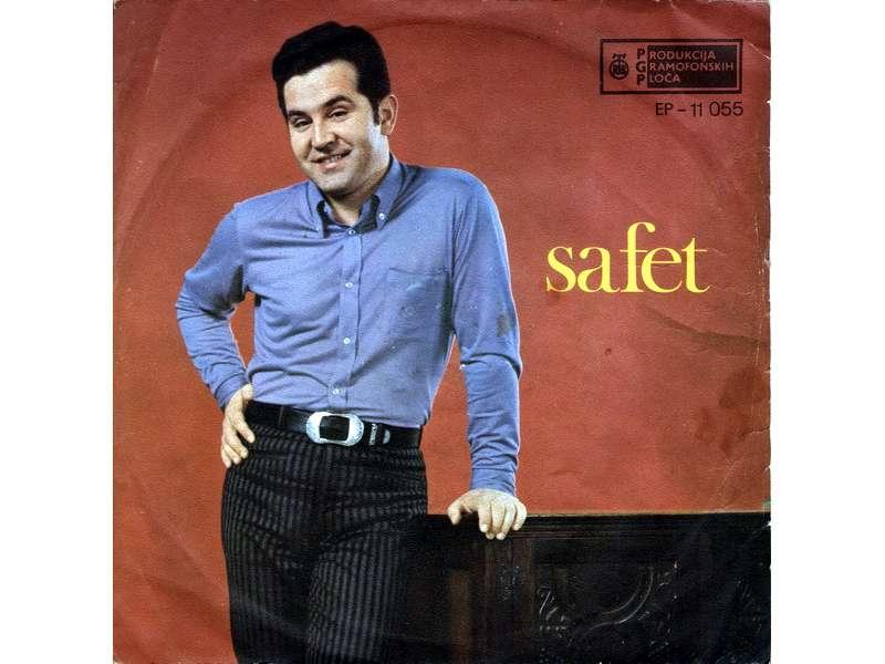 Safet Isović - Svi Su Ljudi Isti (EP-SINGL)