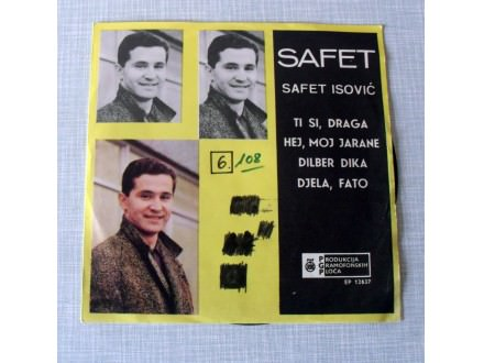 Safet Isović - Ti Si, Draga