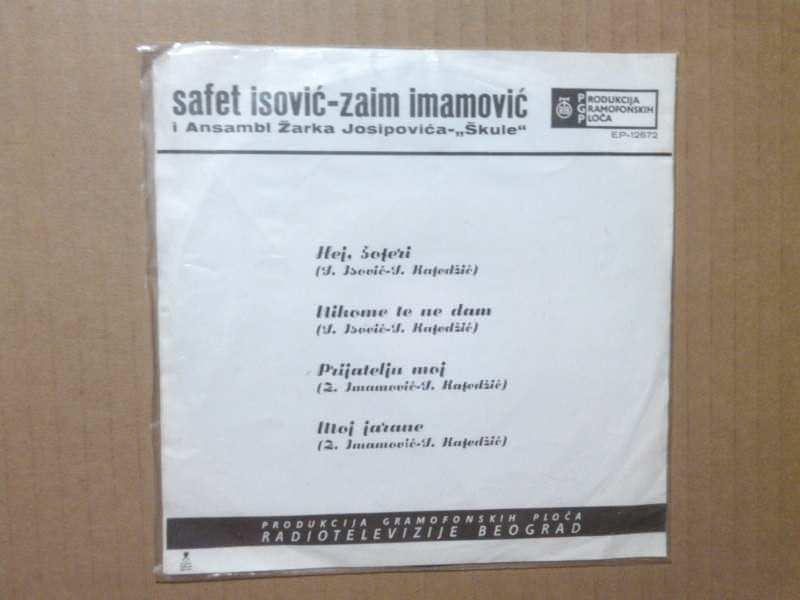 Safet Isović, Zaim Imamović - Hej, Šoferi