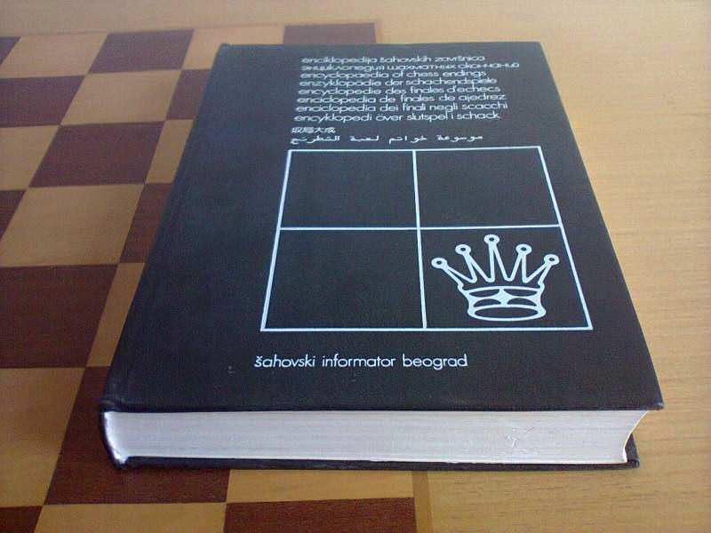 Sah enciklopedija DAMSKIH ZAVRSNICA (komplet)