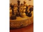 Šahovska tabla, ručni rad, antikvitet, rezbarija