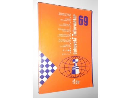 Šahovski informator 69, 1997
