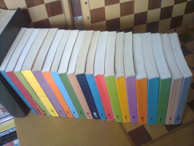 Sahovski informatori  TOM 31 - 50 (20 knjiga)