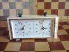 Sahovski sat JANTAR (Ruski)  za sahiste i ljubitelje