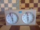 Sahovski sat za sahiste i ljubitelje (retro model)