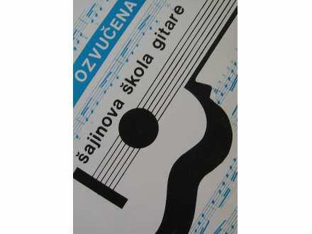 Šajinova skola gitare  Strahinja Sajin