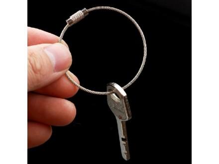 Sajla - privezak za ključeve 5 kom.