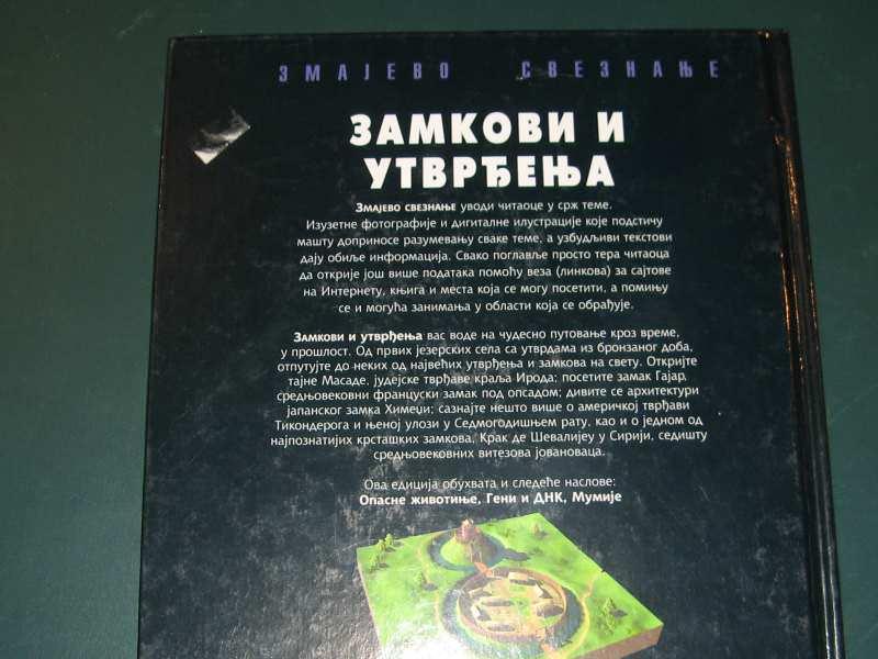Sajmon Adams - Zamkovi i uitrvđenja