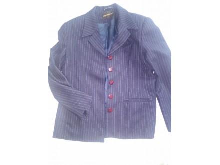 Sako - tamno-plavi sako ili kaputić