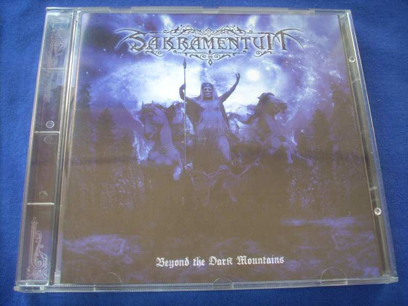 Sakramentum - Beyond The Dark Mountains