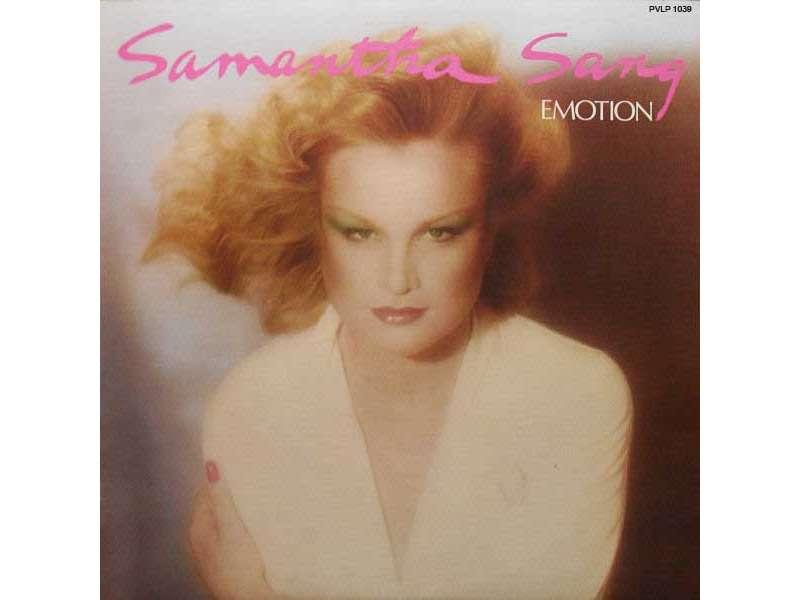 Samantha Sang - Emotion