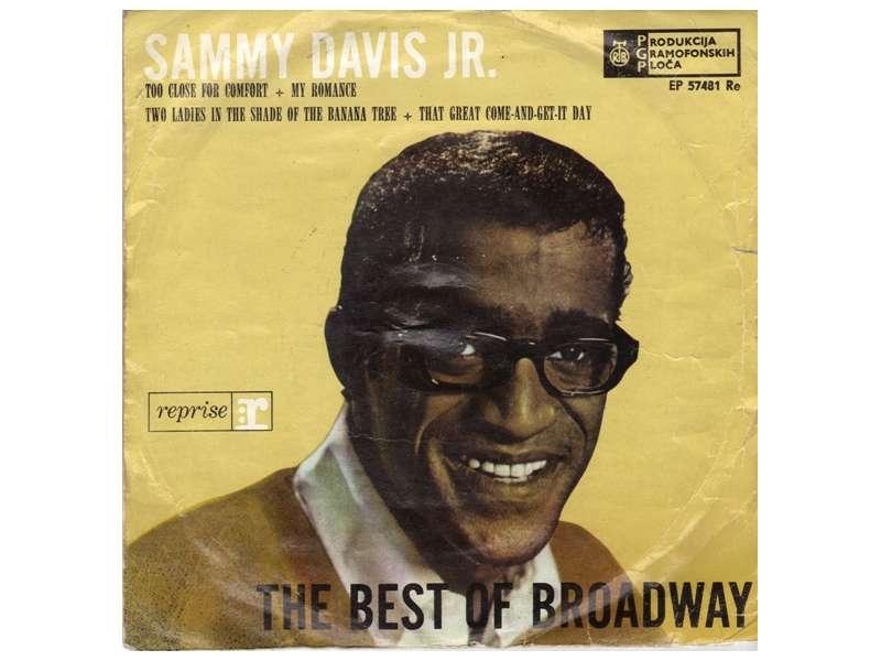 Sammy Davis Jr. - The Best Of Broadway