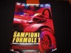 Sampioni formule 1,filmski plakat.
