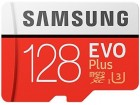 Samsung 128GB Micro SD Card SDXC EVO PLUS 100 mb/s