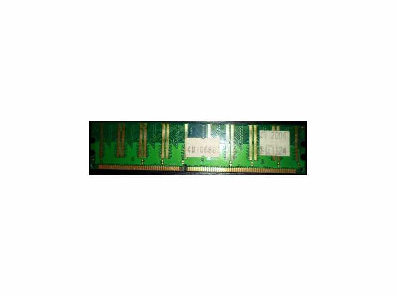 Samsung 256Mb DDR 400Mhz