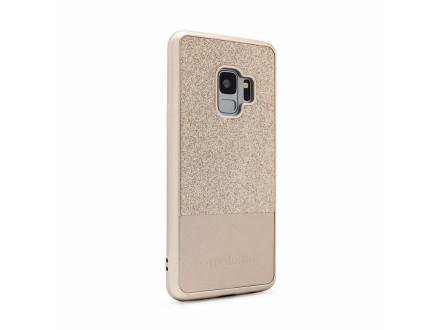 Samsung G960 Galaxy S9 - MASKA Sparkle Half zlatna