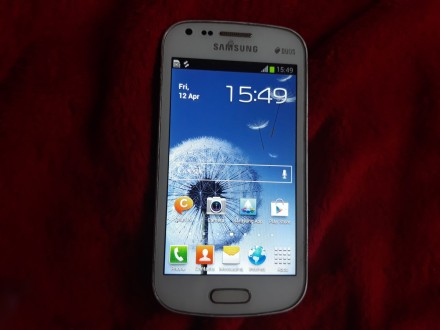 Samsung S duos S 7562
