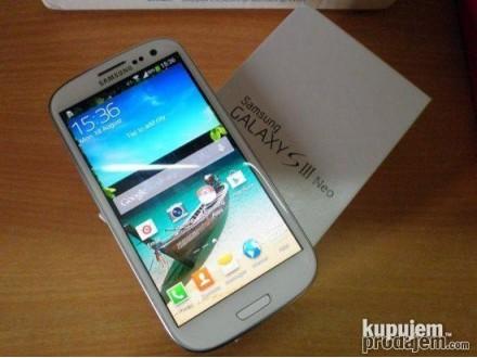 Samsung S3 Neo extra