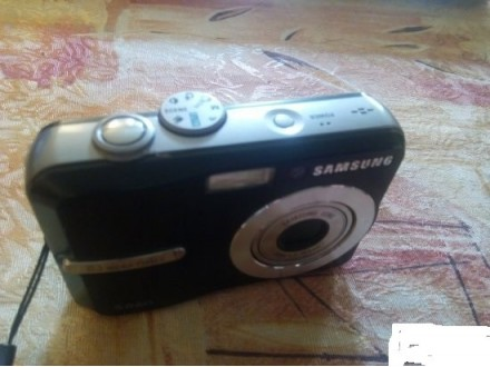 Samsung S860 8.1MP Digital Camera