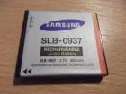 Samsung SLB-0937 Originalna baterija