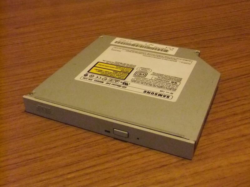 Samsung laptop optika CD-Master 24E