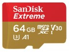 SanDisk Extreme 64GB Micro SD Card SDXC 100 mb/s