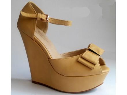 Sandale 22 NOVO - zute